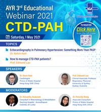 AYR 3rd Educational Webinar 2021